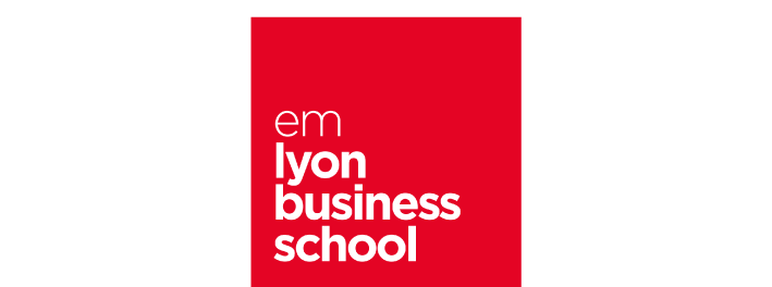 emlyon business school customer logo red